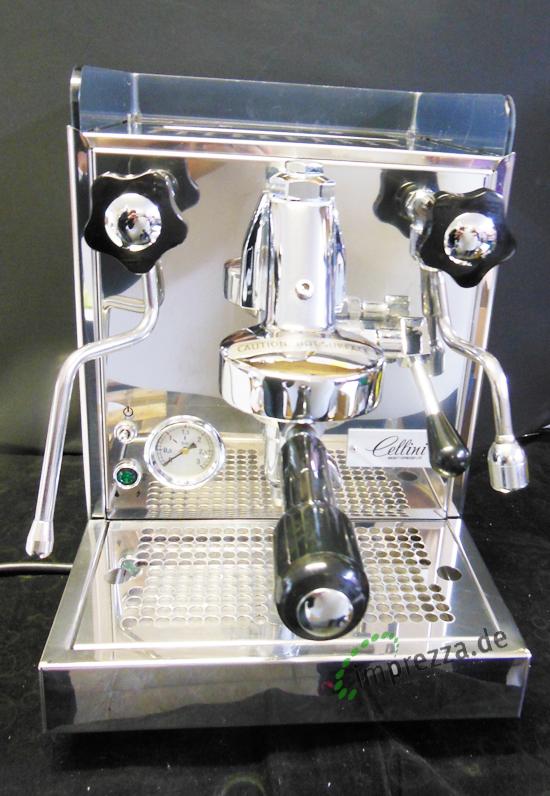 espressomaschine rocket vorführgerät